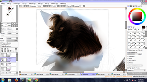 .:Realistic Anthro WIP:. by Sancosity