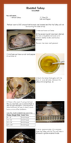 Roasted Turkey - Tutorial by ElwynAvalon