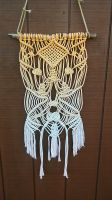 Macrame Wall hanging by laceypatt