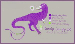 Reference: Turnip by teacup-elbows