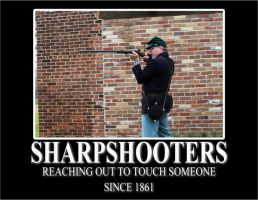Sharpshooters Poster by MorganCG
