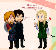 Happy Valentine's day by ValiChan