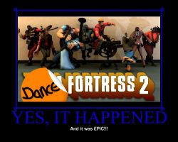 Dance Fortress 2 by Darcy2005