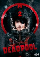 DeadPool 2: Domino Poster by GOXIII