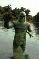 Creature from the Black Lagoon by JohnnyHavoc