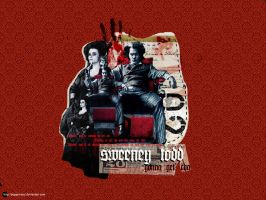 sweeney todd by puppet-soul