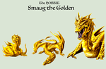 Adopt -Smaug the Golden- by elen89