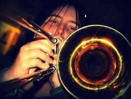 A New Trombonist by RiseAgainstMe18