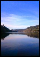 Lake Chabot by marybearRAWR