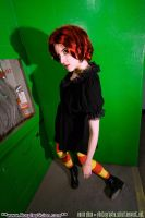 Ruby Gloom - Gloomy by The-Cosplay-Scion