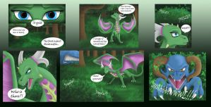 The Journey Of The Dragons Page 3 by Dragonauroralight