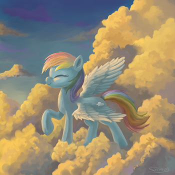 Warmth of the Dawn by Sycreon