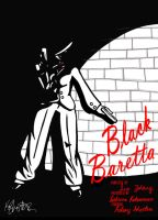 Black Baretta by UrsulaMin