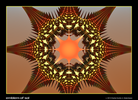 Emblem Of Sol by fraterchaos