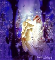 Angel in heaven by Fae-Melie-Melusine