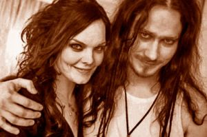 Tuomas and Anette by Arnayak
