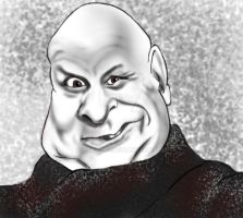 Uncle Fester by adavis57