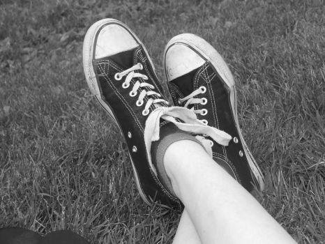 Converse Yes? by xbethyintherainx