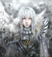Griffith from Berserk by SnipSnipArt