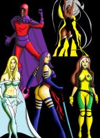 X-Men by Sheehy by topher208