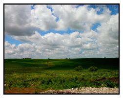 Wide Open Spaces by VoDooClown