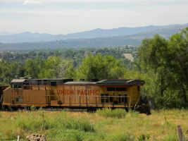 Union Pacific by EndOfGreatness