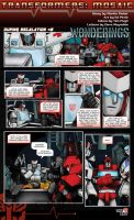 Wonderings by Transformers-Mosaic