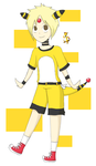 Ampharos by Maiison