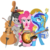 Pinkies Garage Band by glitch452