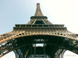 Eiffel Tower 1 by itsinthesoul