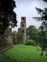 Blarney Castle Tower by cemacStock