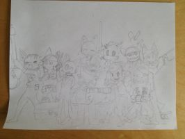 Qwuedeviv and TF2 Crossover (Uncolored) by pokemaster9990