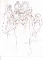 Harry Potter Crew by Greg-M