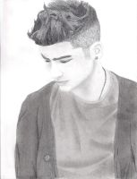 Zayn Malik by ~IronMandy by xMarle