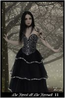 The Forest Of The Farewell II by dress--code