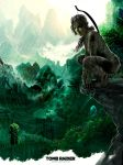 LARA : Hidden prey by BGorilla