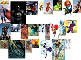 Return to the DC Universe JLA Roster by BigBDawg001