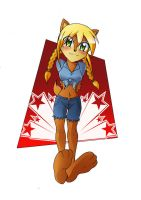 Annebelle Comission by Rali-arts