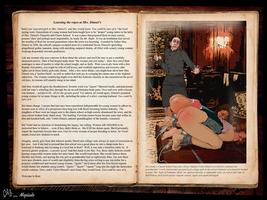 Rust ~ Learning the Ropes at Mrs. Dimsel's by CeeAyBee