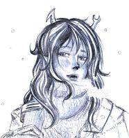Winter Vriska by zomgmeisinsane