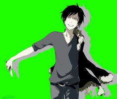 Orihara Izaya by Kurinka206693