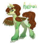 [OPEN Auction] Stoner Pone Adopt by EventidePonies