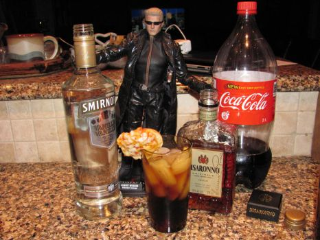 How to Make a Fat Wesker by FortheBananna