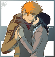 :BLCH: .i kiss you and i know. by Saiko-chan