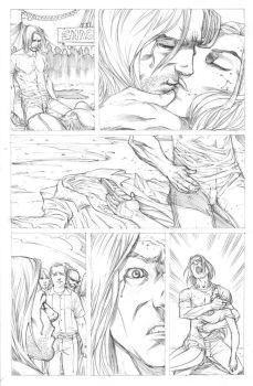 FHoH4P19Pencil by RudyVasquez