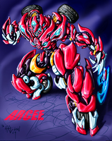 "Movie Arcee: Car ""Reformat"" by Th4rlDEAL"