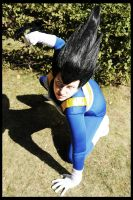 Saiyajin Prince Vegeta #2 by Honeyeater