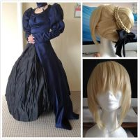 Saber Alter Cosplay WIP by Fantalusy