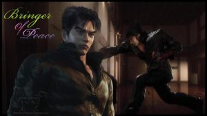 Jin Kazama 2012-05-06 by Blood-Huntress