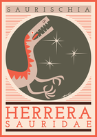 The Dinosauria - Herrerasauridae by Cool-Hand-Mike